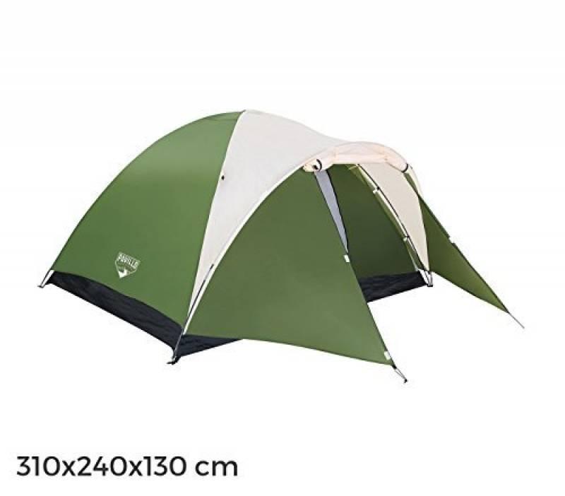 68041 - Tente de campagne 4 places avec lucarne 310 x 240 x 130 cm de la marque Bestway TOP 4 image 0 produit