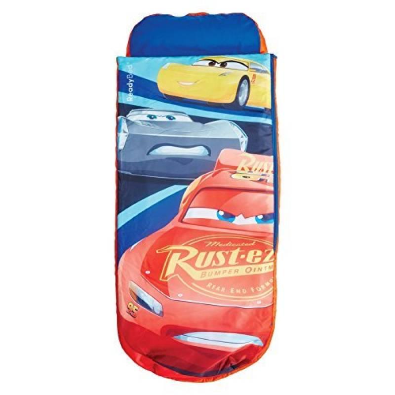 Cars 406CAA ReadyBed Lit d'appoint gonflable pour Enfants avec Couette intégrée Polyester Multicolore 62 x 150 x 20 cm de la marque Cars TOP 4 image 0 produit