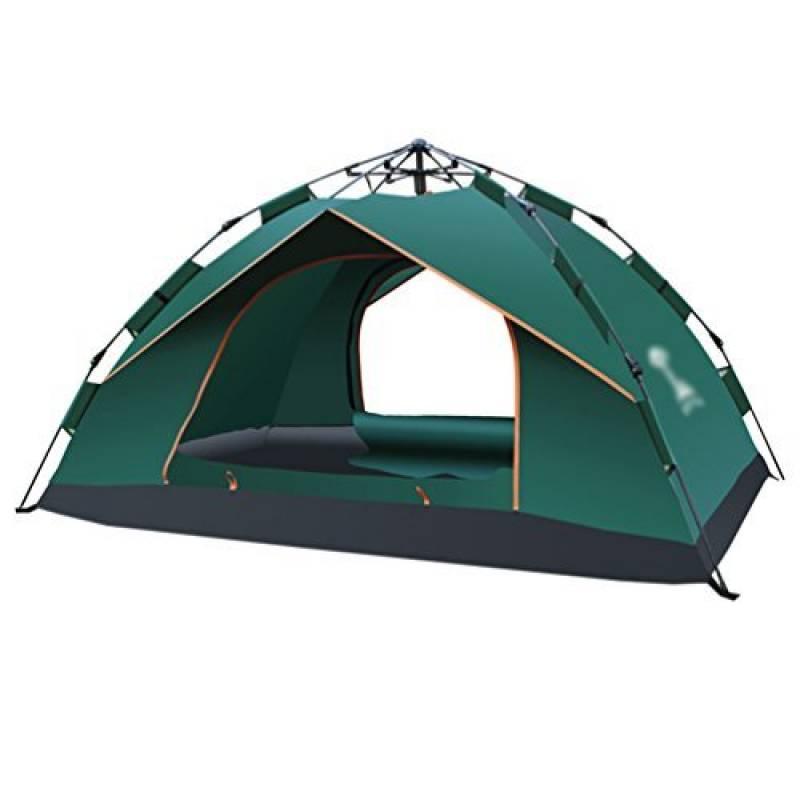 Dooxi 3-4 Personnes Extérieure Camping Dôme Tente Double Porte Pop-Up Automatique Tentes de la marque Dooxi TOP 9 image 0 produit