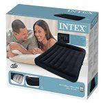 Intex 12-66780 Matelas gonflable Pillow Rest Classic 230V avec pompe à air électrique intégrée 137 x 191 x 23cm de la marque Intex TOP 1 image 3 produit