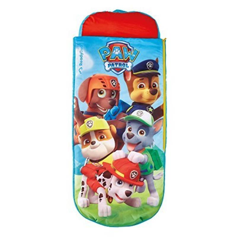 La Pat' Patrouille - Lit junior ReadyBed - lit d'appoint pour enfants avec couette intégrée de la marque Pat' Patrouille TOP 1 image 0 produit