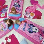 Minnie Mouse - Lit junior ReadyBed - lit d'appoint pour enfants avec couette intégrée de la marque Worlds Apart TOP 6 image 1 produit