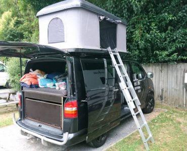 Opter pour une tente de toit pour voyager en toute liberté principale