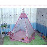 Pericross-Tente de Jouet pour Enfants Maison de Jouet à l'intérieur et l'extérieur de la marque Pericross TOP 4 image 1 produit