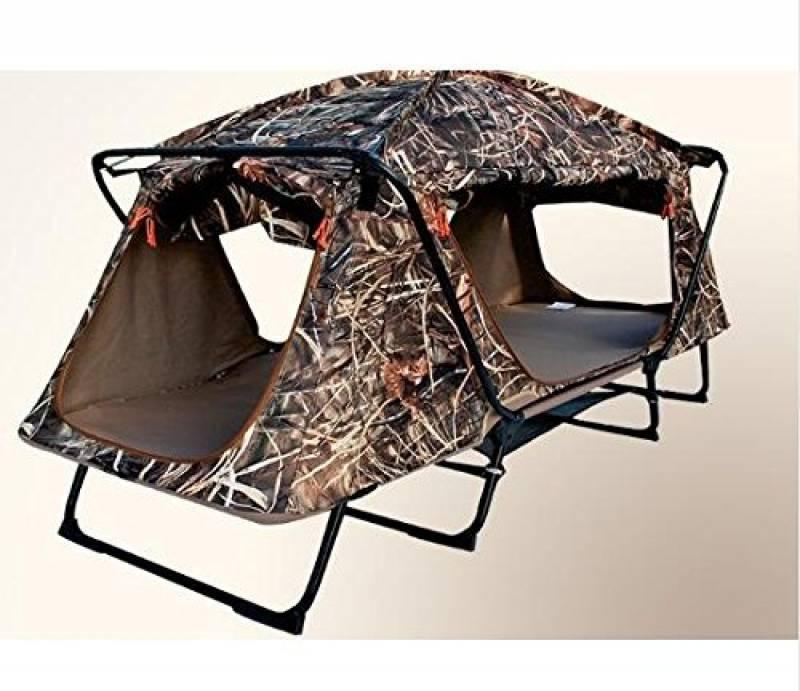 SmartLife Camouflage Chasse Toit Tente Lit de camp automatique Tente de Tourist facile pliante pour famille Voyage de la marque Smartlife TOP 6 image 0 produit