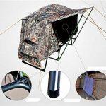 SmartLife Camouflage Chasse Toit Tente Lit de camp automatique Tente de Tourist facile pliante pour famille Voyage de la marque Smartlife TOP 6 image 1 produit