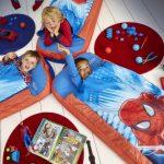 Spider-Man - Lit junior ReadyBed - lit d'appoint pour enfants avec couette intégrée de la marque Worlds Apart TOP 5 image 0 produit