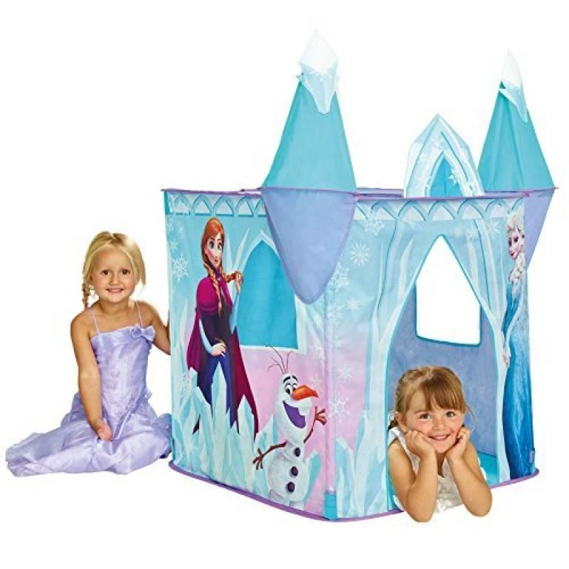 Tente de jeu pop-up château La Reine des Neiges Disney de la marque Reine des neiges TOP 2 image 0 produit