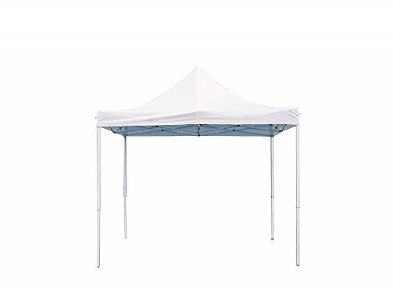 Tente Pliante légère Tonnelle ECON. 3x3m en Polyester 180g/m² traitée antigel - Blanc Uni de la marque Interouge TOP 11 image 0 produit