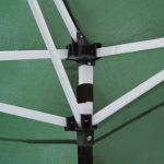 Tonnelle Pliante Budget 3mx3m avec Parois et Porte - Vert de la marque Primrose TOP 6 image 3 produit