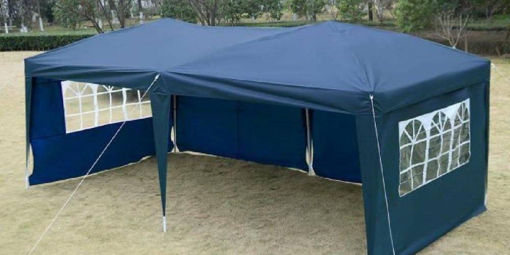 Bien choisir une tente de réception 3x6 principale