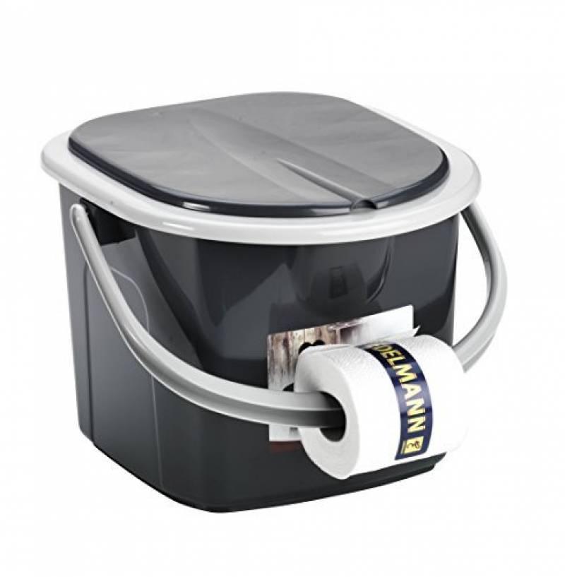 BRANQ Toilettes 15,5 litres de camping toilettes seau WC extérieur Voyage de la marque Branq TOP 13 image 0 produit