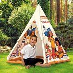 "Disney - 78607 - Tente Tipi ""Yakari"" - de la marque Disney TOP 12 image 1 produit"