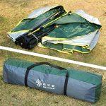 HILLMAN Tente de Camping Ouverture Automatique 3-4 Personnes Multifonction Pliante Etanche Sac de Transport de la marque HILLMAN TOP 3 image 3 produit