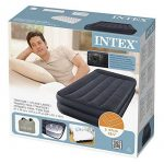 Intex 66706 Lit Gonflable 1 Place Large Electrique 220 volts 99 x 191 x 42 cm de la marque Intex TOP 4 image 2 produit