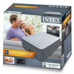Intex Couchage IN Conf/-peluche Qu.HighR 2p+pompe Grey de la marque Intex TOP 5 image 4 produit