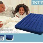Item: Intex - 68758 - Ameublement et Décoration - Matelas pneumatique - Lit d'appoint - 2 Places - Floque de la marque Intex TOP 12 image 2 produit