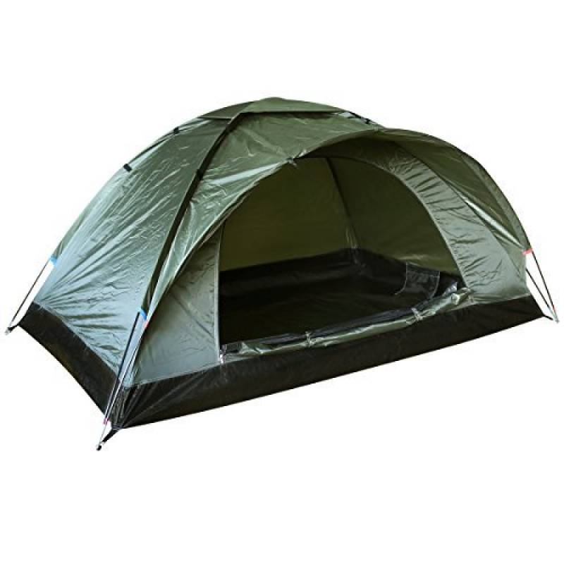 Kombat Ranger 2Man Unique Skin léger facile Pitch Tente dôme militaires en vert olive de la marque Kombat TOP 3 image 0 produit