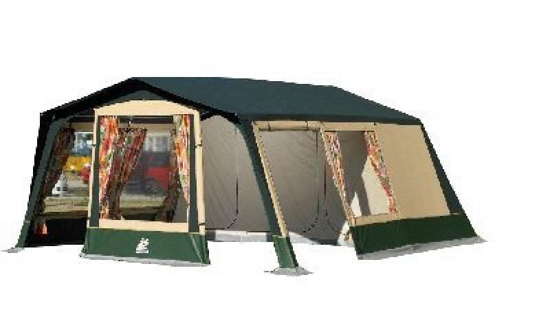 Marechal - Atlas 6 - Grande tente à armature - 6 places - Pour longs séjours - Armature acier de la marque Marechal TOP 11 image 0 produit