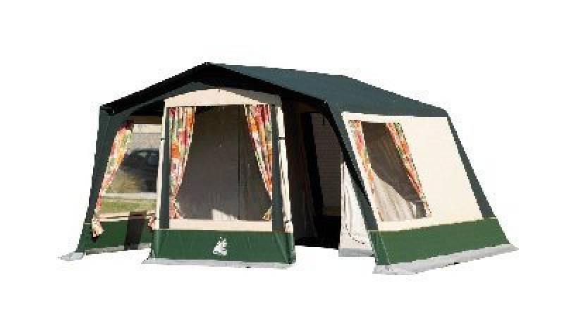 Marechal - Sahara 4 - Grande tente à armature - 4 places - Pour longs séjours - Armature acier de la marque Marechal TOP 6 image 0 produit