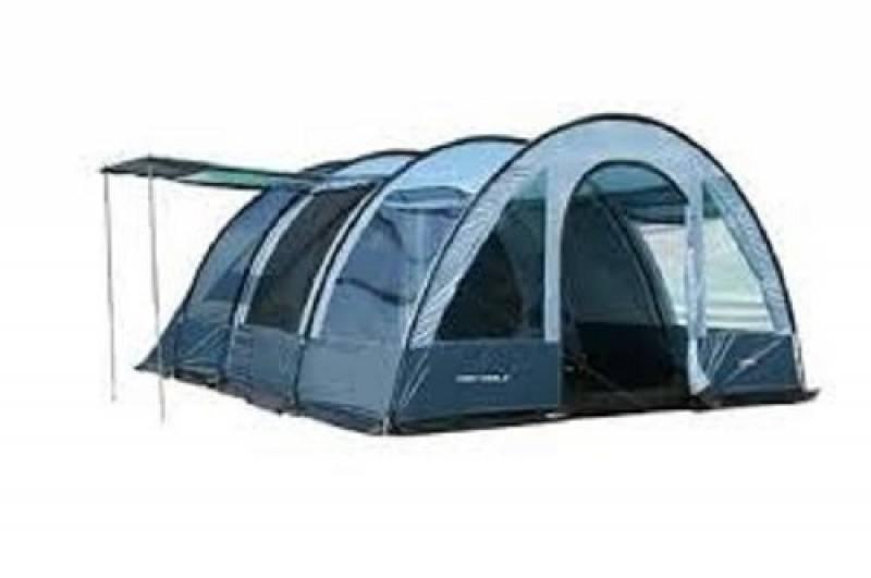 Marechal Tente pour 6 personnes Bleu Ciel/Bleu Marine 80 x 30 x 35 de la marque Marechal TOP 12 image 0 produit