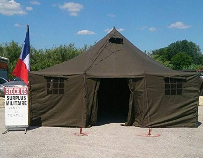 Miltec sturm - Tente militaire neuve 10m x 4,8 m surplus militaire de la marque Mil-Tec Sturm TOP 2 image 0 produit