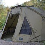"""MK-angelsport «5 dome tente pour 2 personnes """"tente de pêche individuelle 2 x 8 existe poches de la marque MK-Angelsport TOP 8 image 3 produit"""