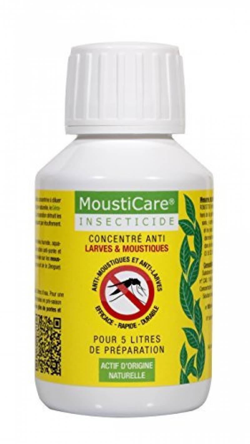 Mousticare Concentré anti-larve et moustique Blanc 10 de la marque Mousticare TOP 3 image 0 produit