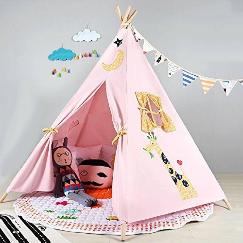 Pericross-Teepee Tente Indienne de Jouet Maison de Jouet pour Enfants de la marque Pericross TOP 3 image 0 produit