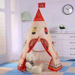 Pericross-Teepee Tente Indienne de Jouet pour Enfant intérieur ou extérieur de la marque Pericross TOP 9 image 0 produit
