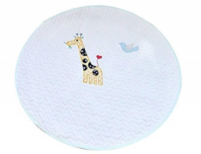 Play tente, Shayson Kids haute qualité toile indienne tipi avec Windows playhouse broderie girafe par handmade de la marque Shayson TOP 1 image 0 produit