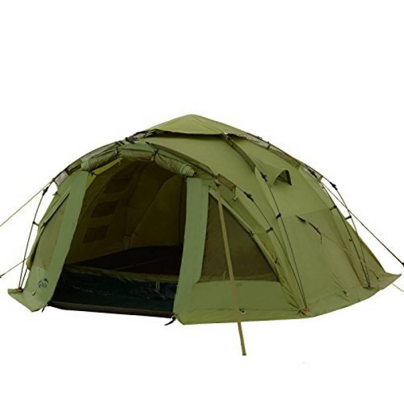 Qeedo Quick Bivvy 2 Tente de Pêche, Tente de Camping 2 Places (Quick Up System) de la marque Qeedo TOP 11 image 0 produit