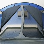 Skandika Montana 8 - Tente de Camping Familiale Tunnel - 700 x 280 cm - 8 Personnes de la marque SKANDIKA TOP 3 image 1 produit