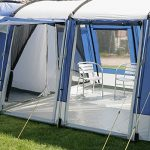 Skandika Montana 8 - Tente de Camping Familiale Tunnel - 700 x 280 cm - 8 Personnes de la marque SKANDIKA TOP 3 image 2 produit