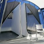Skandika Montana 8 - Tente de Camping Familiale Tunnel - 700 x 280 cm - 8 Personnes de la marque SKANDIKA TOP 3 image 3 produit