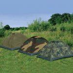 Tente Igloo Mil-tec- Standard 3 personnes, camouflage Flecktarn de la marque CamoOutdoor TOP 5 image 0 produit