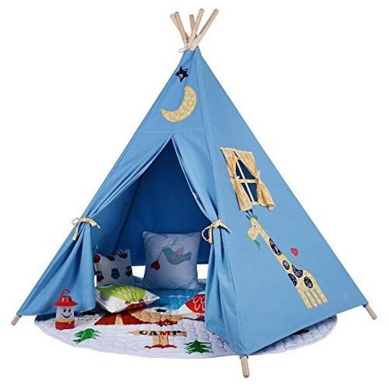Tipi en Panda de qualité supérieure Tente de jeu pour enfants / Cabane pour enfants / Tente indienne par integrity co de la marque Teepees by Integrity Co TOP 8 image 0 produit