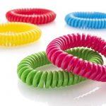 travpack® Premium Bracelets anti-moustiques (x10)–Garder les moustiques à Now. marché Leader anti-insectes, scientifiquement conçu avec 250heures utilisation TOP 2 image 1 produit