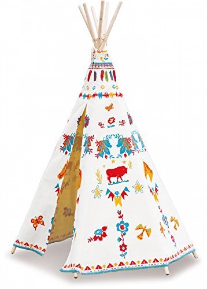 Vilac - 8625 - Jeu de Plein Air - Tente d'Indien - Nathalie Lété de la marque Vilac TOP 13 image 0 produit