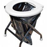 Yachticon Kit Toilette pliable avec 6 sacs de la marque Yachticon TOP 3 image 0 produit