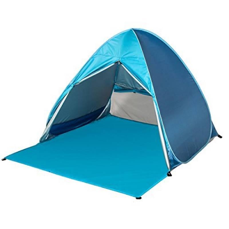 YANGYANJING Exterieure 2–3 personnes rapide Tente pop-up automatique léger étanche Portable Cabana Beach Abri Soleil Pare-soleil avec fermeture à glissière Port TOP 2 image 0 produit