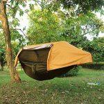 Au Sol Tente _ Brise-vent Mosquito Nacelle (Avion) à suspendre Arbre tentes de camping alpinisme de la marque HOSHEAW TOP 2 image 0 produit