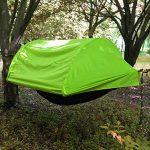 Au Sol Tente _ Brise-vent Mosquito Nacelle (Avion) à suspendre Arbre tentes de camping alpinisme de la marque HOSHEAW TOP 2 image 1 produit