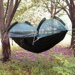 Au Sol Tente _ Brise-vent Mosquito Nacelle (Avion) à suspendre Arbre tentes de camping alpinisme de la marque HOSHEAW TOP 2 image 2 produit