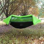 Au Sol Tente _ Brise-vent Mosquito Nacelle (Avion) à suspendre Arbre tentes de camping alpinisme de la marque HOSHEAW TOP 2 image 3 produit
