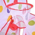 BATTOP Pop Up Tunnel Tente des enfants Maison de Jouet et Piscine -3pices de la marque BATTOP TOP 3 image 2 produit