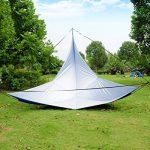Deng Auvent de soleil extérieur publicitaire tente tentes parapluie de tente pliante arbre de pluie de la marque Tentes TOP 5 image 1 produit