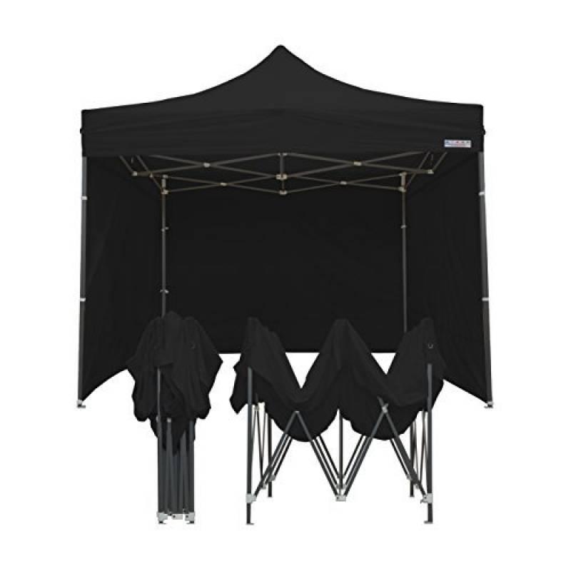 France-Barnums - Tente Pliante - Tonnelle acier 3mx3m noir avec Pack Côtés de la marque France-barnums TOP 5 image 0 produit