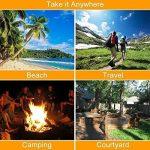 G4Free Camping portable pliable Hamac Moustiquaire Tente Arbre Lit suspendu pour le camping en plein air Randonn¨¦e p¨¦destre Voyage en arri¨¨re-cour et arri¨¨r TOP 7 image 2 produit
