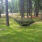 G4Free Camping portable pliable Hamac Moustiquaire Tente Arbre Lit suspendu pour le camping en plein air Randonn¨¦e p¨¦destre Voyage en arri¨¨re-cour et arri¨¨r TOP 7 image 3 produit
